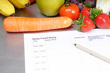 Food Diary for Diabetics