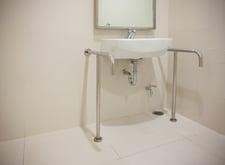 Handicap Sink