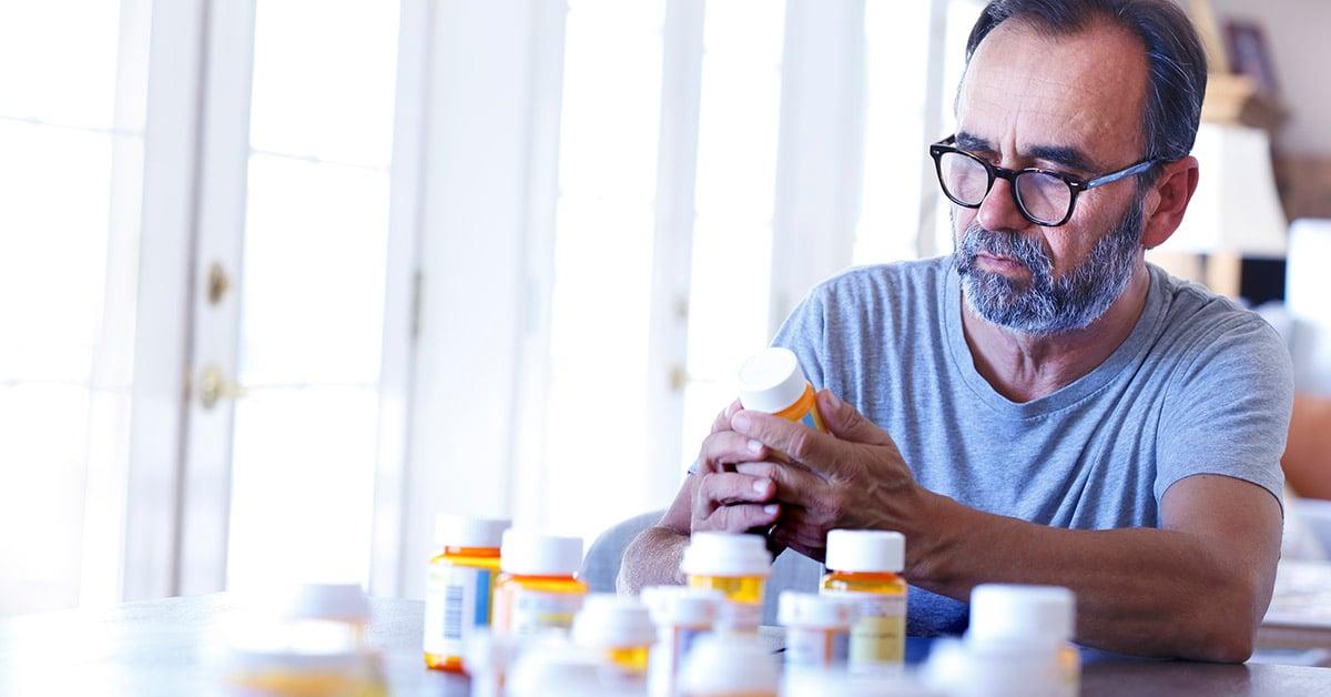 Senior and prescription medications