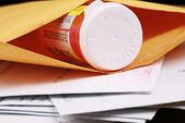 Many pharmacies allow you to send your expired medications back for disposal through the mail.