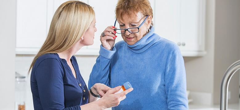 medication dispensers for seniors and caregivers