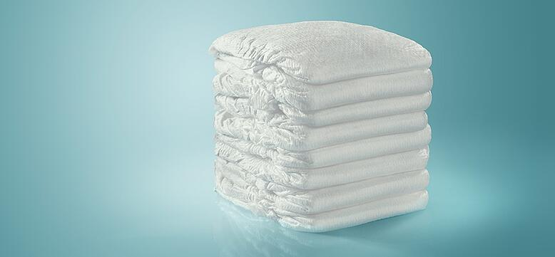 In the next few years adult diapers may outsell diapers for babies.